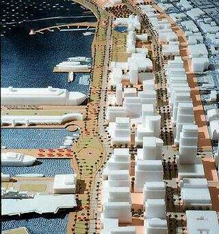 embarcadero plans San Diego