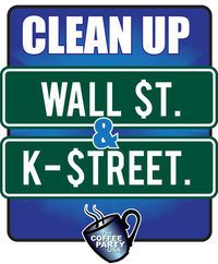 clean up wall st logo