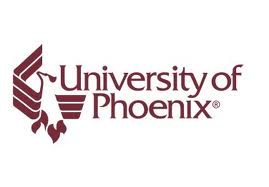 Univ of Phoenix logo
