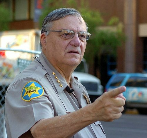 sheriff joe arpaio Joe's law: america's toughest sheriff takes on illegal immigration, drugs, and everything else that threatens america [sheriff joe arpaio, len sherman, phil gigante] on amazoncom free shipping on qualifying offers he is both feared and admired, and for the past two decades he has been both lionized and demonized by the media.