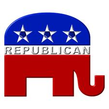 GOP icon stylized