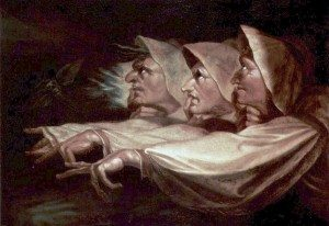 The Three Witches by Henry Fuseli