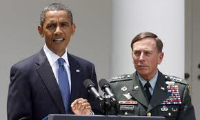 Obama n Petraeus