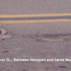 Bacon St. between Newport and Santa Monica
