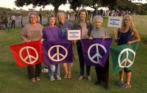 Tanja Winter Moms for peace-ed