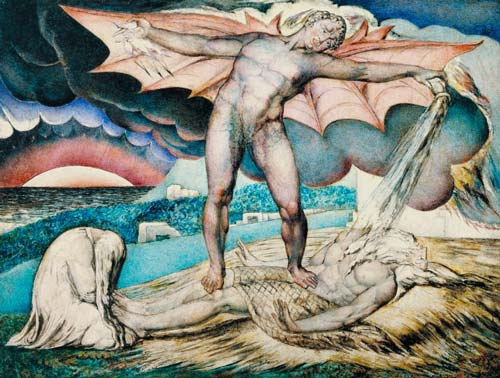 "William Blake: ""typical night at the VFW"""