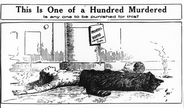 Why all these women had to die for this to happen still beggars belief. Posted in Uncategorized | Tagged NYU, Triangle Shirtwaist Factory ...