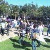 march departing quad