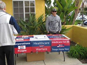 Susan Davis Town Hall - Healthcare not Warfare