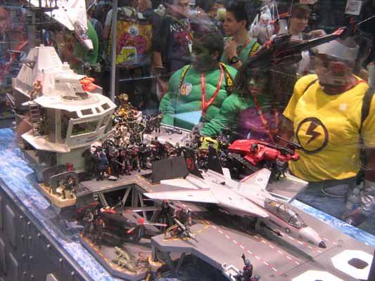 ComicCon USS Flagg