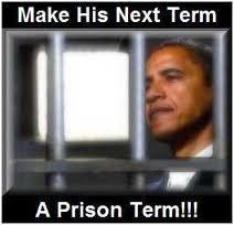 Resultado de imagen para meme of a jailed obama