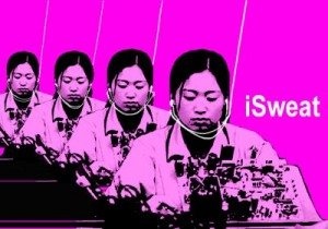 iSweat Apple iPod sweatshop