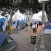 Occupy LA Visit 11-27-11 010
