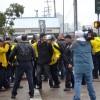 Occupy SD Bobbie arrest 12-12-11