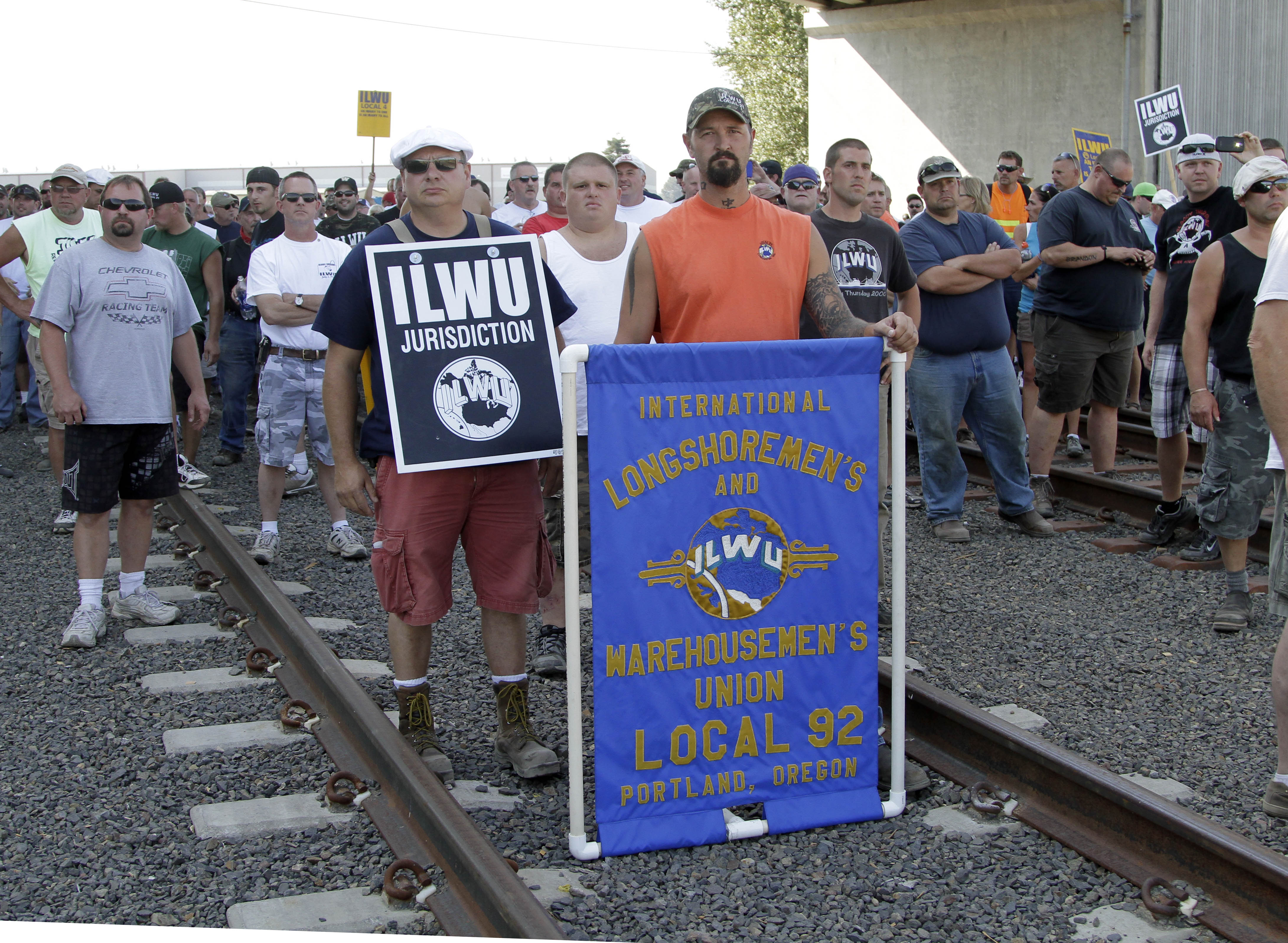 how to join longshoreman union