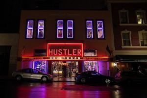 San Diego Hustler store