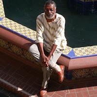 Ernie McCray at Fountain