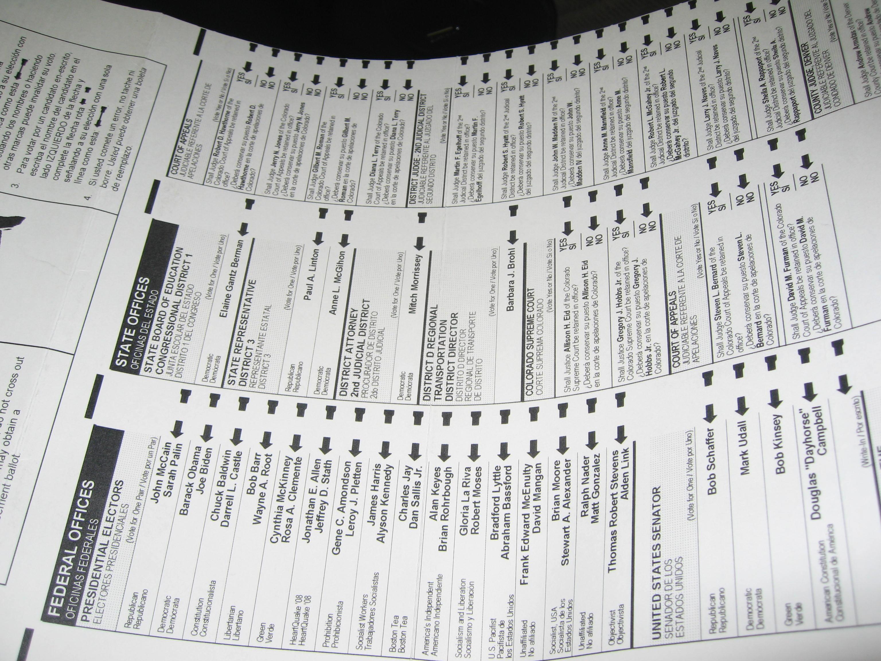Voting freebies san diego