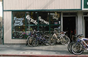 Post image for Catchin' the 'OB Vibe' at Bernie's Bicycle Shop