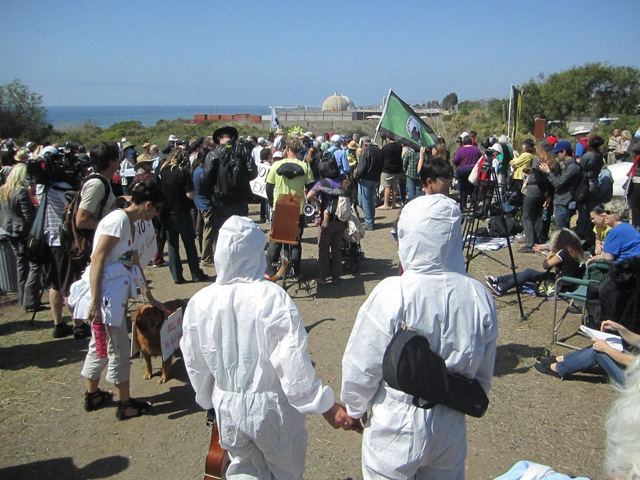 San Onofre rally 3-11-12 crowd best