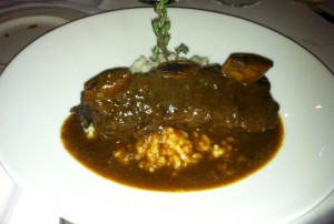 Baci shortribs