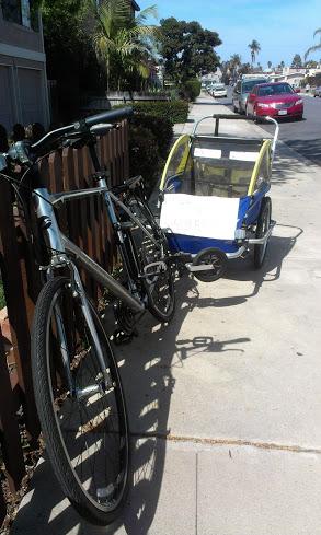 John P Anderson bike