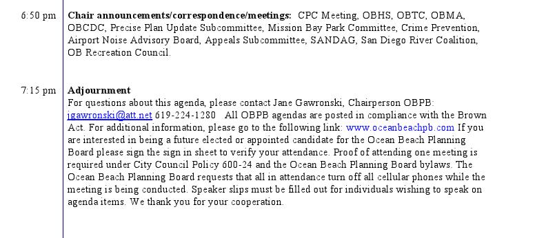 OB Plan Bd agenda 3-6-13 b
