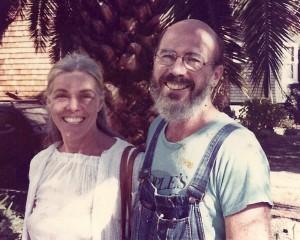 Dave Davis n Donna 1978