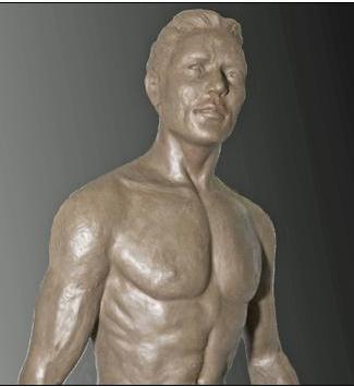 statue life Guard mem
