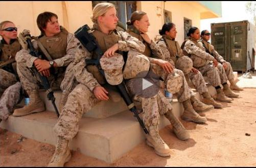an analysis of women in the military Figures and the analysis brought together in women , women in an insecure world women in an insecure world the women in an insecure world world.