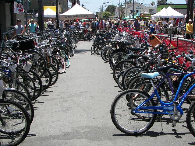 OB Street Fair 2013 TomC Bikes