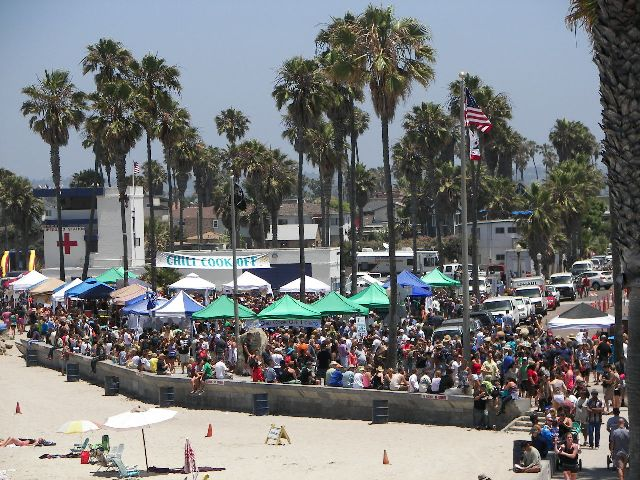OB Street Fair 2013 TomC viewpier