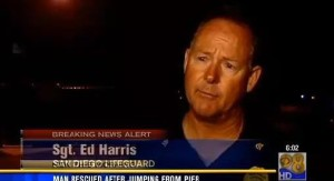 Ed Harris lifeguard 5-15-13