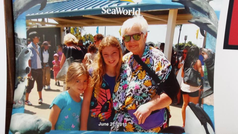 Judi Curry SeaWorld