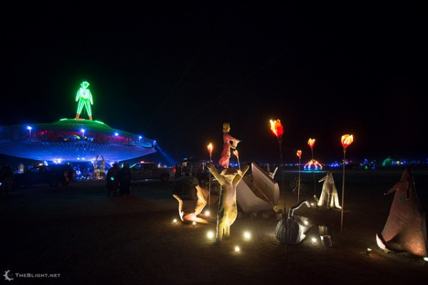 Burning Man 2013 NeilGirling