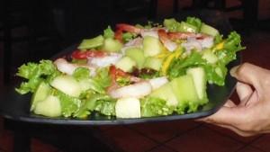 OB Pho n Seafood jc salad