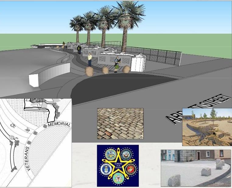 OB Vets Plaza Desigimag01