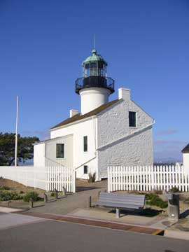 Cabrillo light house
