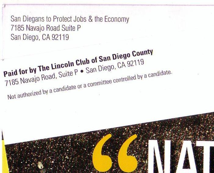 Faulconer fliers add
