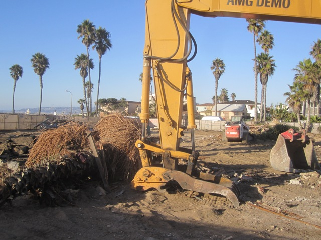 OB Demolition Sarat tract 02