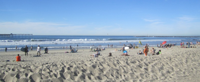 OB Warm beach