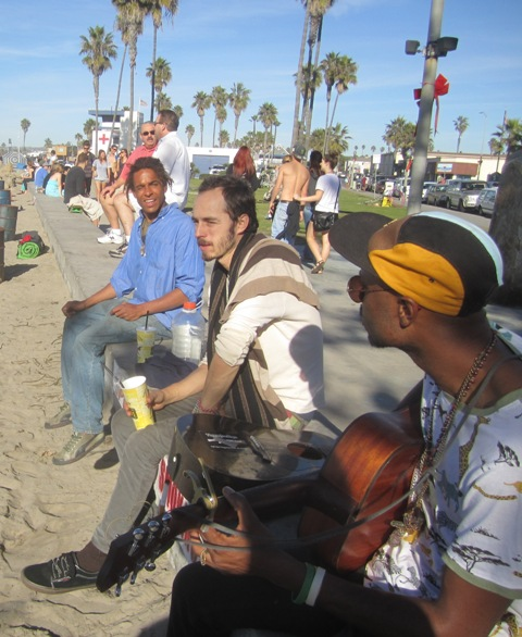 OB Warm musicians