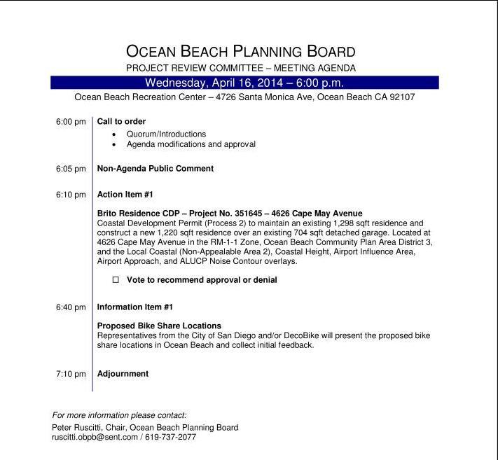 OB Plan Bd agenda 04-16-14