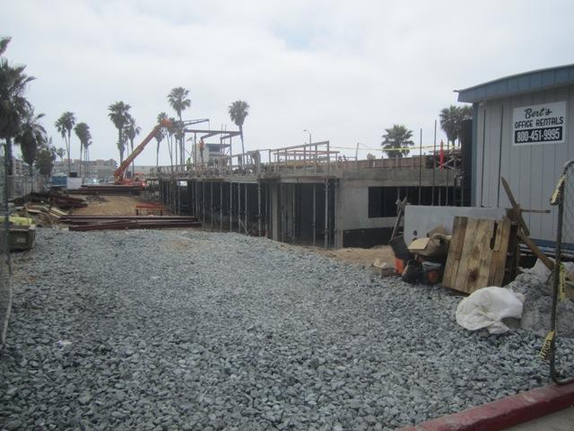 OB construct Sarato insidgravl