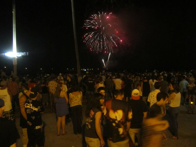 OB July 4 2014 firewks