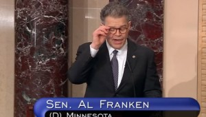 Post image for Senator Al Franken : Citizens United Is Money Laundering