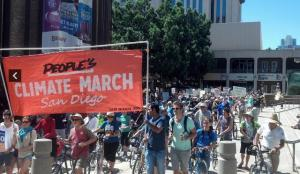 Post image for San Diegans Turn Out for March for the Climate