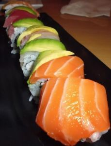 "Post image for Ocean Beach Restaurant Review : ""Taika Sushi"""