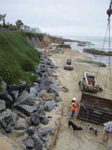 Post image for Bill Fulton: Appellate Court Upholds Coastal Commission's Tough Stance on Encinitas Seawall