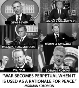 Post image for Marjorie Cohn: Obama Declares Perpetual War